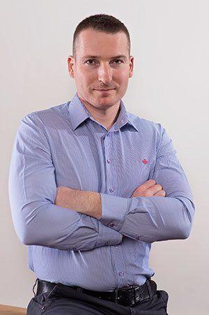 Balog Richárd - GVT-terapeuta